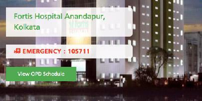 Fortis Hospital Anandapur, Kolkatta