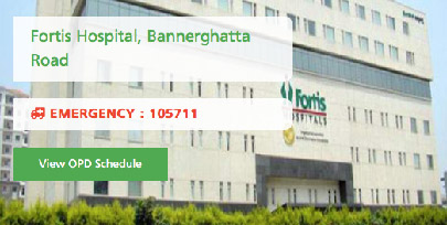 Fortis Hospital Bannerghatta Road