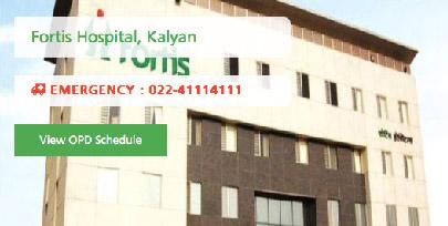 Fortis Hospital, Kalyan