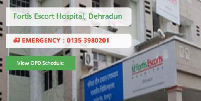 Fortis Hospital, Kangra