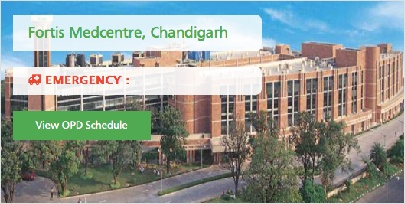 Fortis Medcentre, Chandigarh