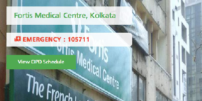 Fortis Medical Centre, Kolkatta
