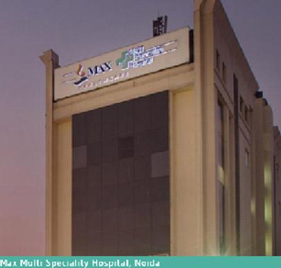 Max Multi Specialty Hospital, Noida