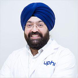 Dr. Mandeep S Malhotra
